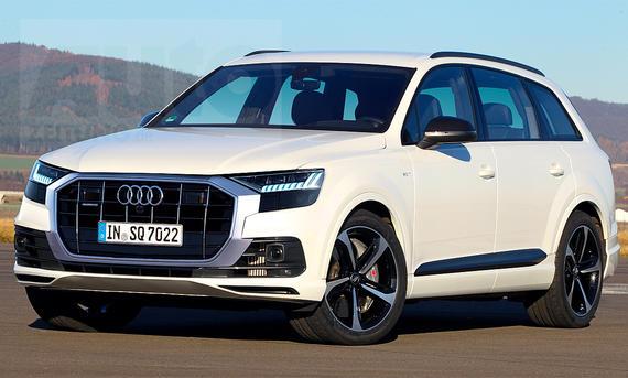 2020 - [Audi] Q7 restylé  Cef9ce10