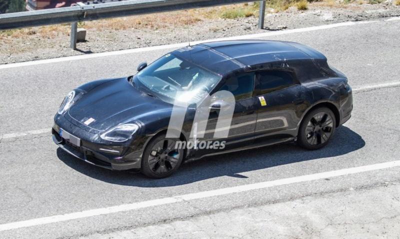 2020 - [Porsche] Taycan Sport Turismo Cefda510