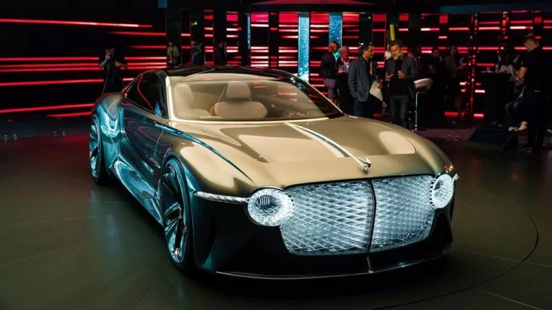 2019 - [Bentley] EXP 100 GT Concept Cf104810