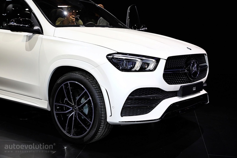 2018 - [Mercedes] GLE II ( ML IV ) - Page 9 Cf27be10