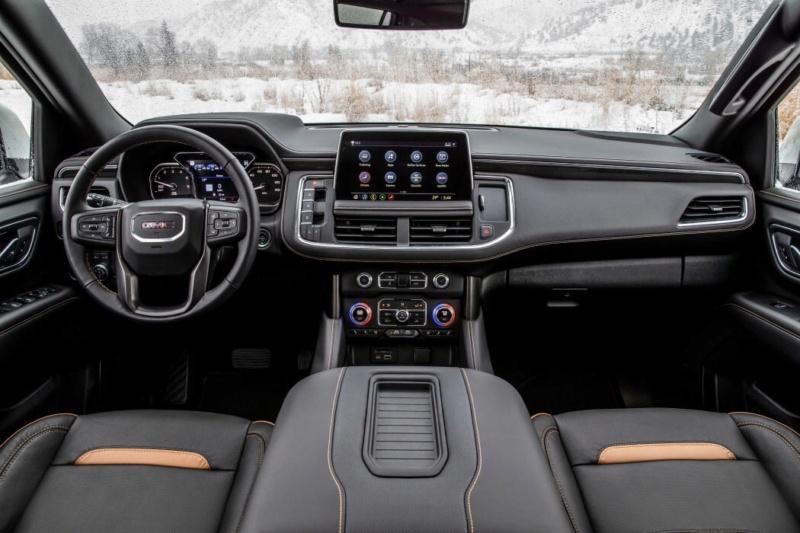 2019 - [Chevrolet/GMC] Tahoe / Suburban / Yukon - Page 2 Cf43f610