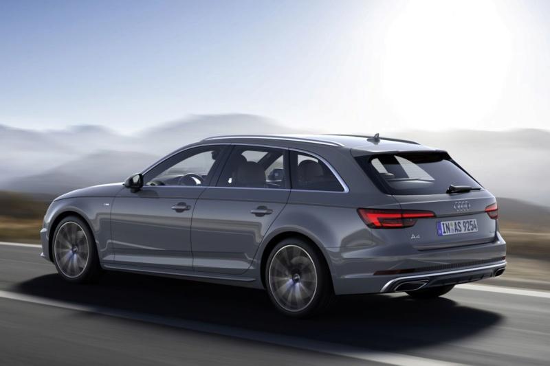 2018 - [Audi] A4 restylée  - Page 2 Cf58c710