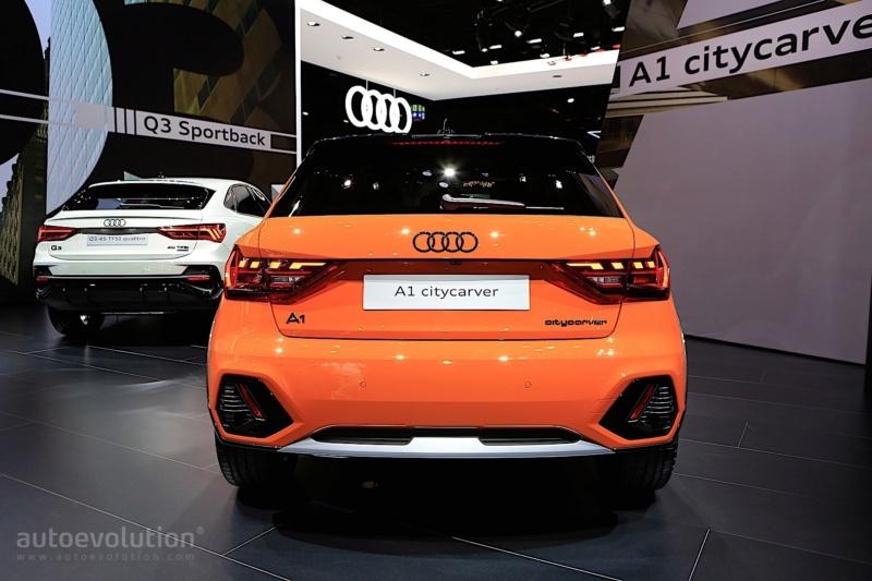 2018 - [Audi] A1 Sportback II - Page 19 Cf8e0e10