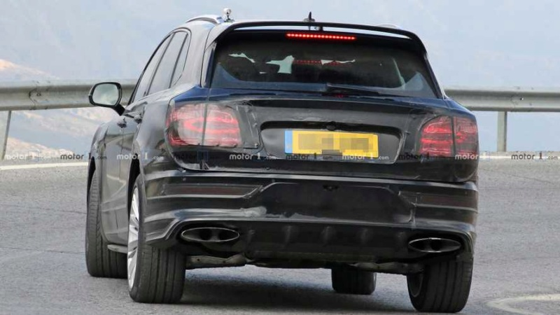 2015 - [Bentley] Bentayga - Page 12 Cf9e8010