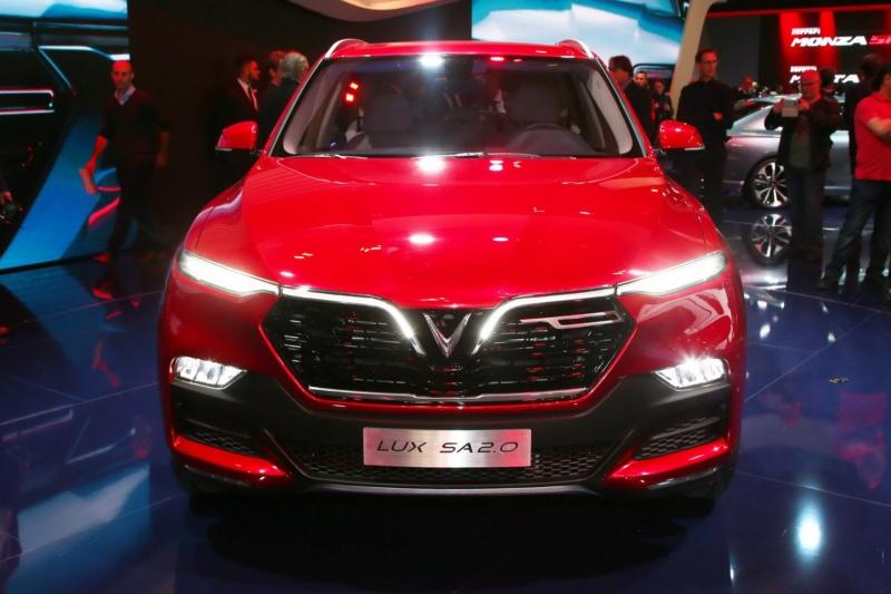 vinfast - 2020 - [VinFast] Sedan - SUV by Pininfarina Cf9ea510
