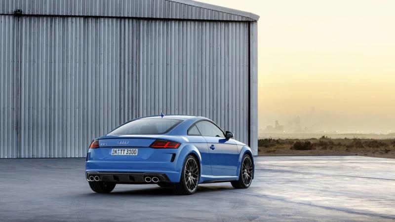 2018 - [Audi] TT III Restylé - Page 2 Cfac0610