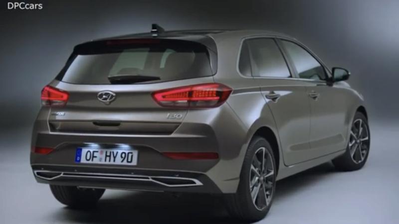 2020 - [Hyundai] I30 III 5p/SW/Fastback Facelift - Page 2 Cfaebf10