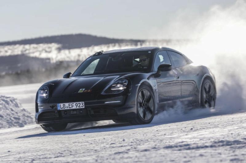 2019 - [Porsche] Taycan [J1] - Page 4 Cfb5df10