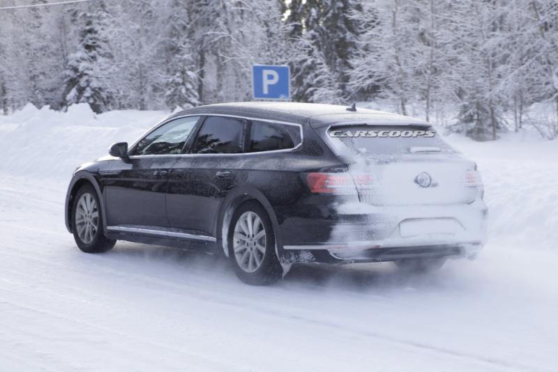 2019 - [Volkswagen] Arteon Shooting Brake - Page 3 Cfe2ea10