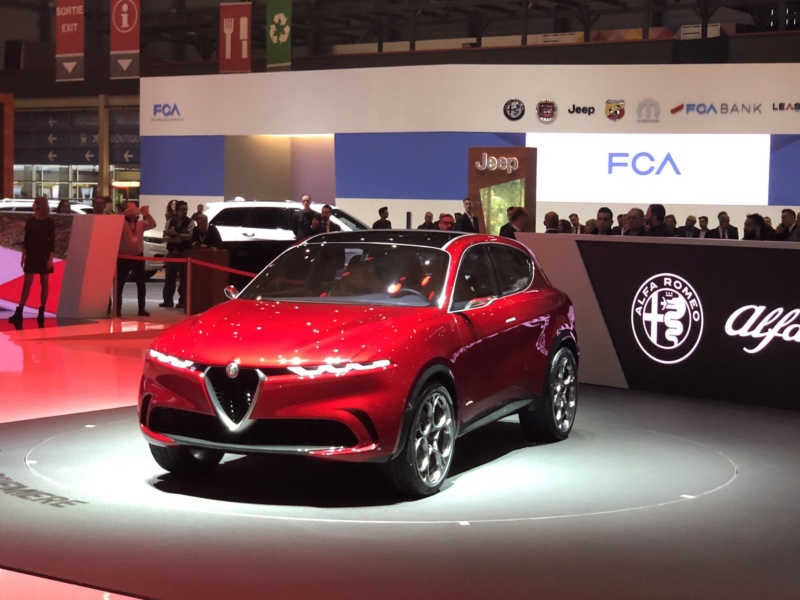 2019 - [Alfa Romeo] Tonale  - Page 3 Cfeffe10