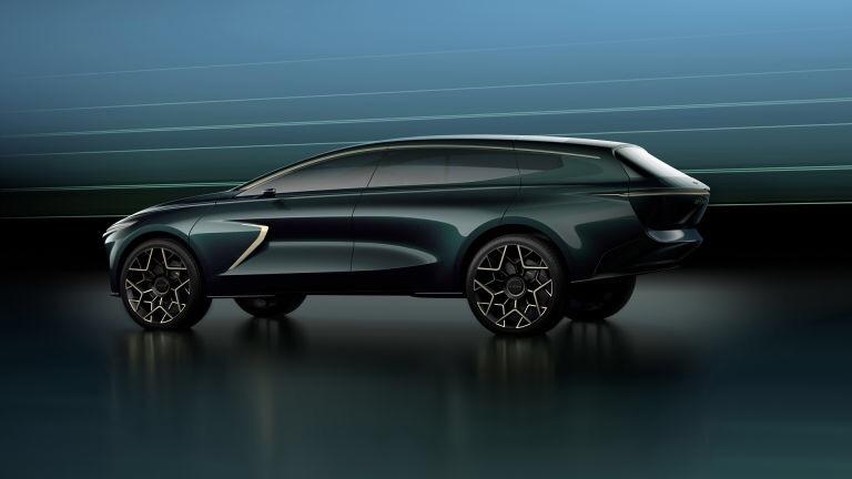 2018 - [Aston Martin] Lagonda Vision Concept  - Page 2 Cff5dc10