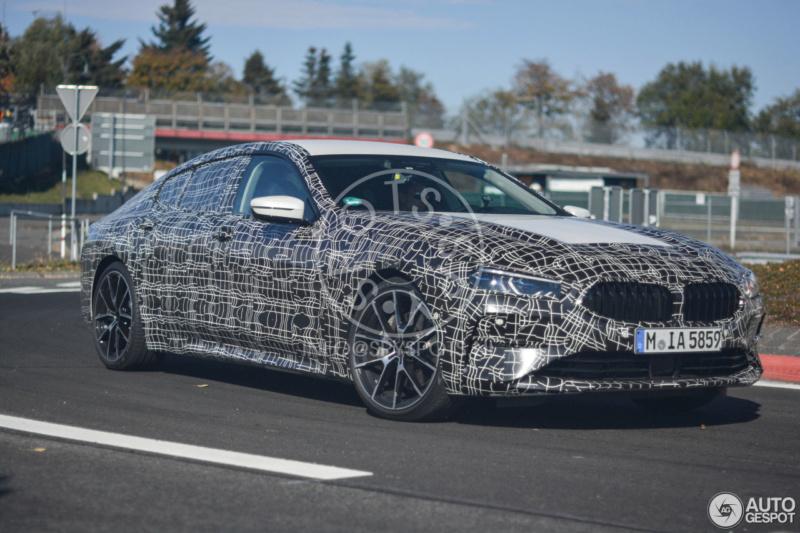 2019 - [BMW] Série 8 Gran Coupé [G16] - Page 2 Cffbc510