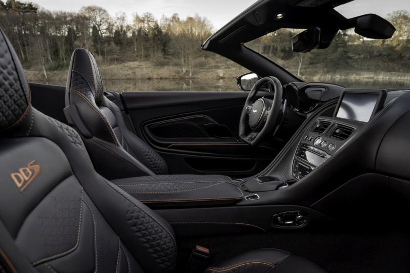 2019 - [Aston Martin] DBS Superleggera - Page 3 Cffd4710