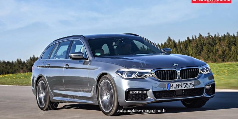 2020 - [BMW] Série 5 restylée [G30] Comme-10