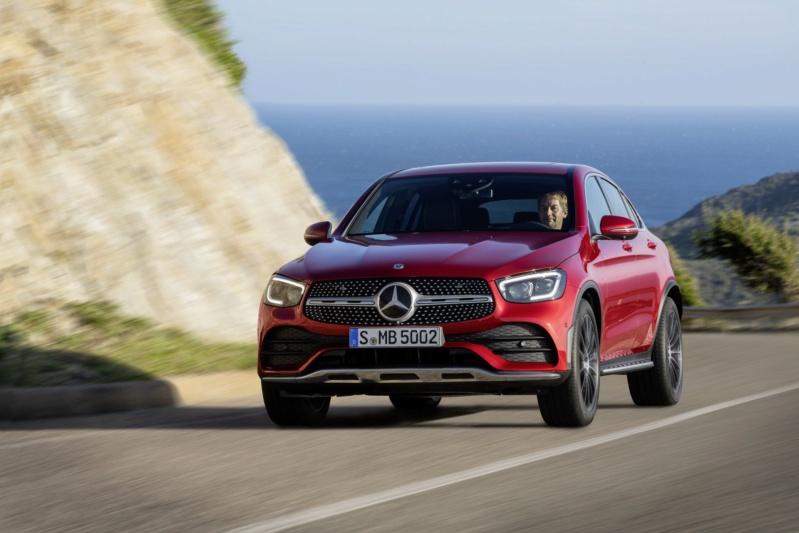 2018 - [Mercedes-Benz] GLC/GLC Coupé restylés - Page 4 D01d2b10