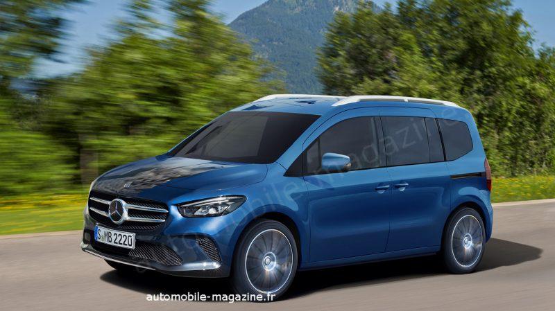 2020 - [Mercedes] Citan II D0244910