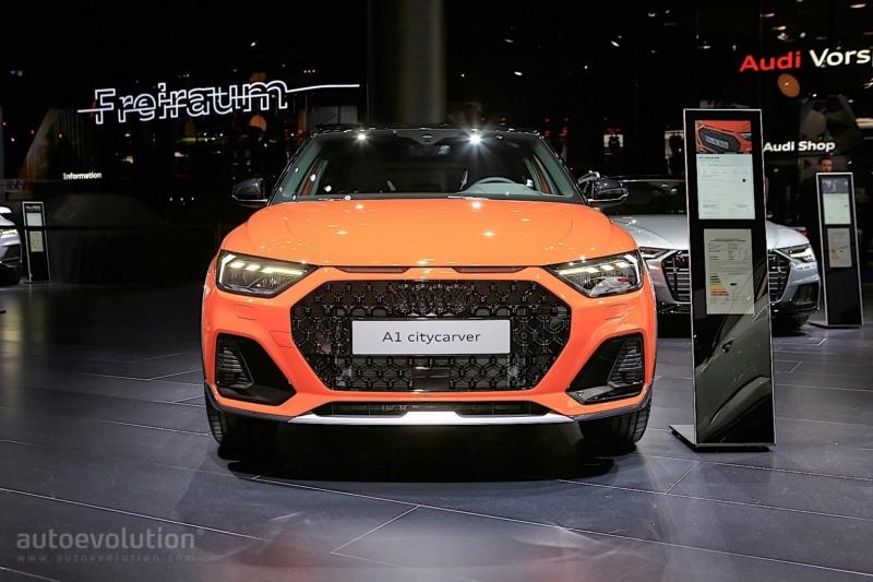 2018 - [Audi] A1 Sportback II - Page 19 D0b90510