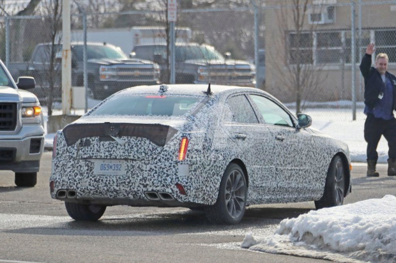 2020 - [Cadillac] CT5 D0df7310