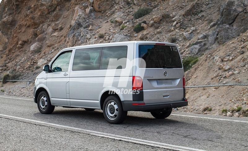 2020 - [Volkswagen] Transporter T6 restylé D110fc10