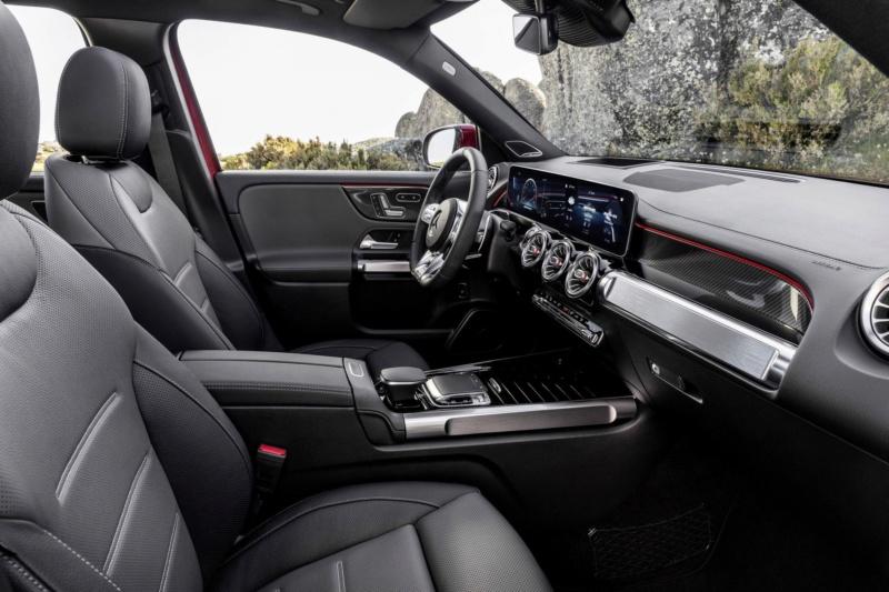 2018 - [Mercedes-Benz] GLB - Page 7 D1124e10