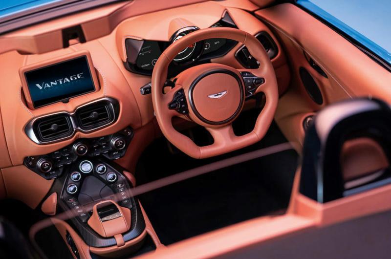 2017 - [Aston Martin] Vantage - Page 4 D135b410