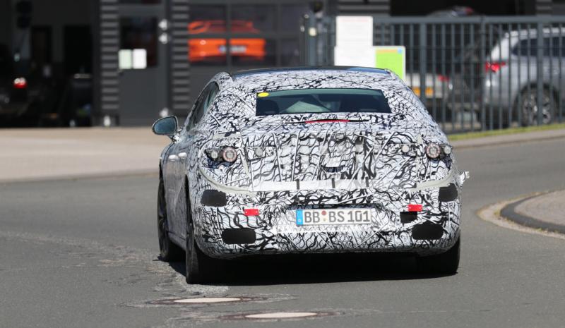 2021 - [Mercedes-Benz] EQE D1488c10