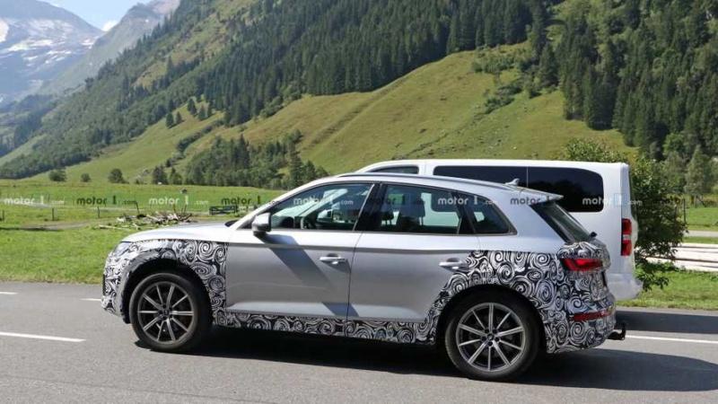 2020 - [Audi] Q5 II restylé D160e510