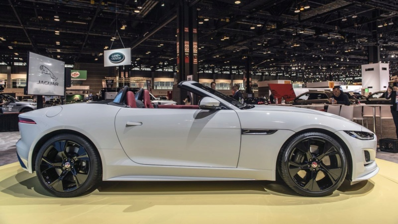 2021 - [Jaguar] F-Type restylée - Page 4 D1ada610