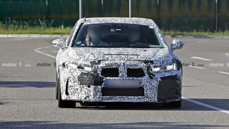 2021 - [Honda] Civic Hatchback  D1c0b610