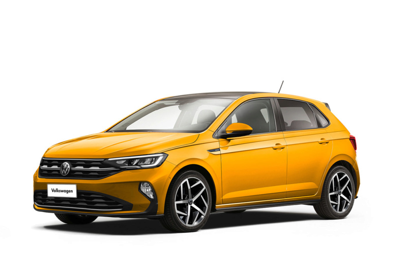 2021 - [Volkswagen] Polo VI Restylée  D1ccc410