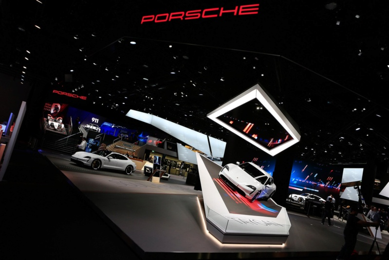 2019 - [Porsche] Taycan [J1] - Page 14 D210