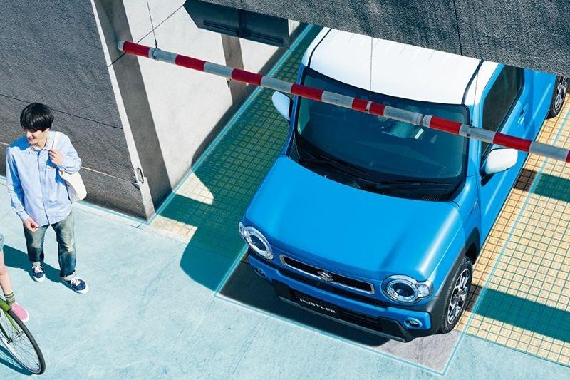 2014 - [Mazda/Suzuki] Flair Crossover / Hustler - Page 2 D21a5d10