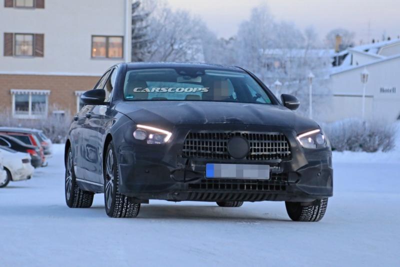2020 - [Mercedes-Benz] Classe E restylée  - Page 2 D27feb10