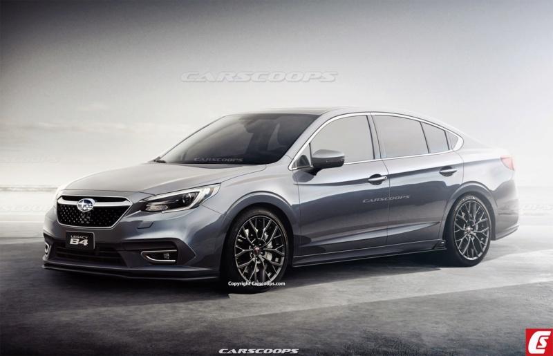 2019 - [Subaru] Legacy & Outback D2c59310