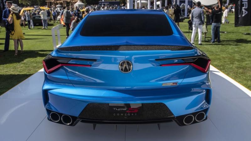 2019 - [Acura] Type S Concept D2cc1110