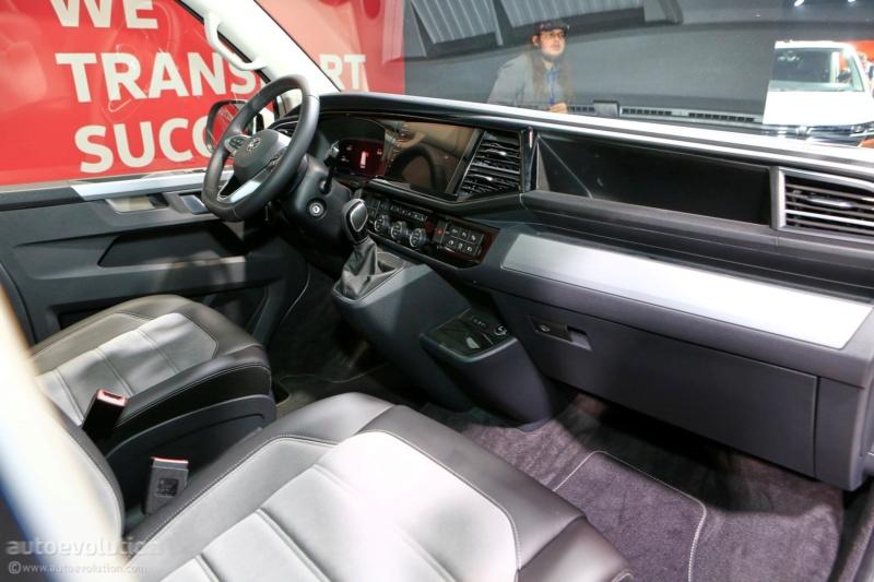 2020 - [Volkswagen] Transporter T6 restylé - Page 2 D3058b10