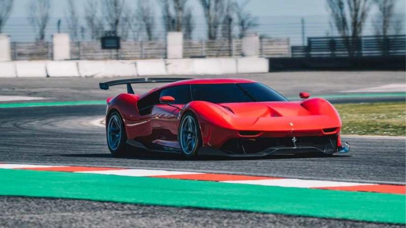 [Ferrari] Modèles uniques / One Off - MàJ : F12 TRS - Page 7 D3a64710