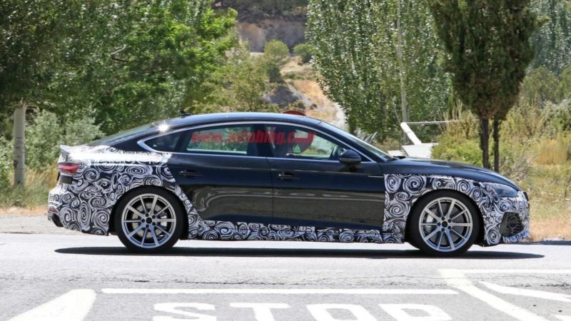 2020 - [Audi] A5 Coupé/Cab/SB restylée D3c17510