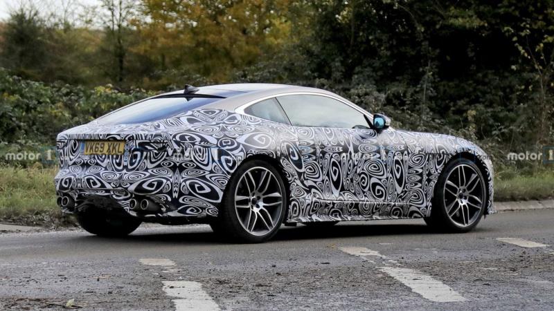 2021 - [Jaguar] F-Type restylée - Page 2 D3d7dc10