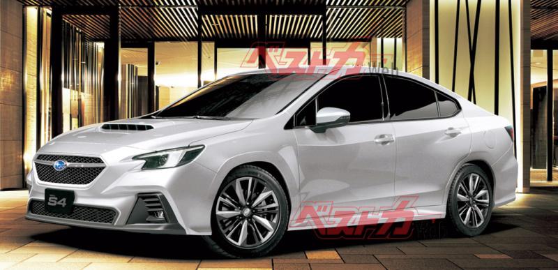 2022 - [Subaru] WRX / WRX STi D3f37b10