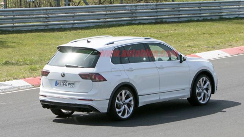 2020 - [Volkswagen] Tiguan II restylé  - Page 2 D439da10