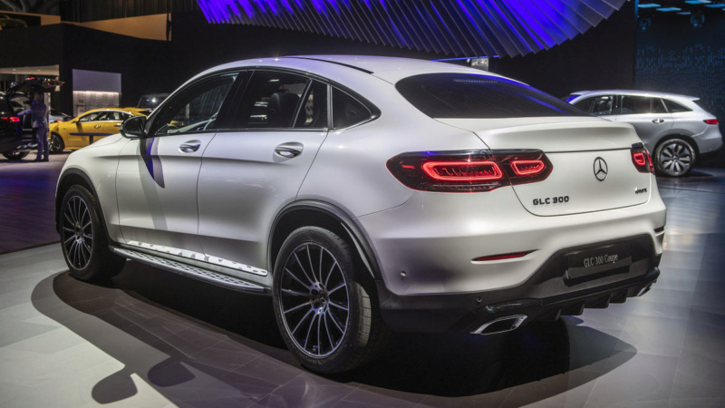 2018 - [Mercedes-Benz] GLC/GLC Coupé restylés - Page 4 D449c610