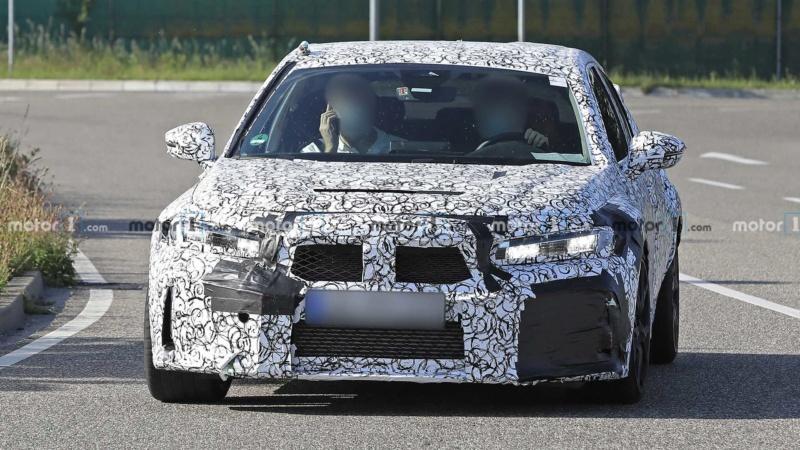 2021 - [Honda] Civic Hatchback  D4634b10