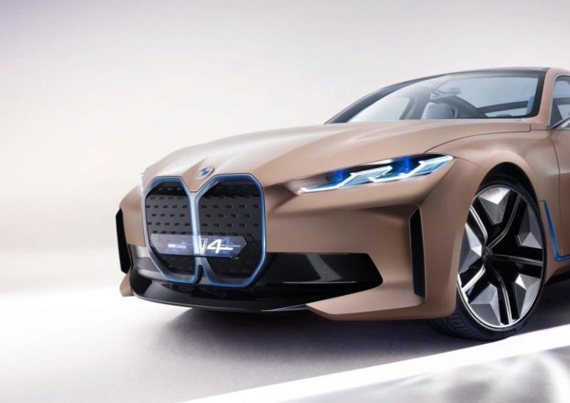 2020 - [BMW] Concept I4 - Page 2 D47b5710