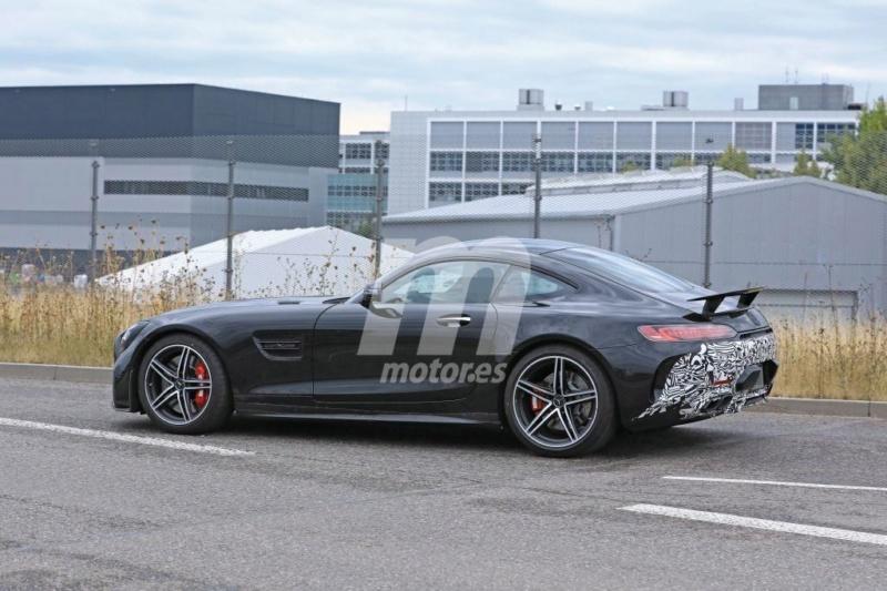 2014 - [Mercedes-AMG] GT [C190] - Page 30 D4829e10