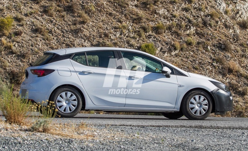 2018 - [Opel] Astra restylée  - Page 3 D48ea610