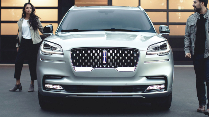 2019 - [Lincoln] Aviator D49a1110