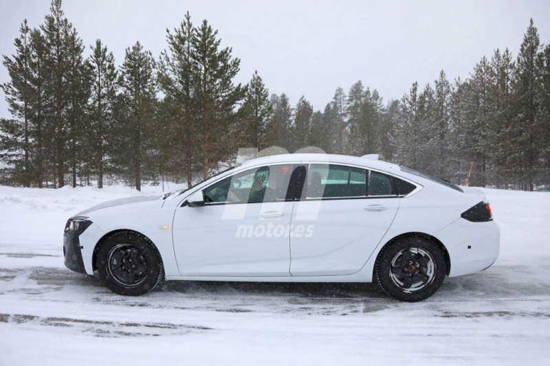 2020 - [Opel] Insignia Grand Sport Restylée  - Page 3 D4b9bf10