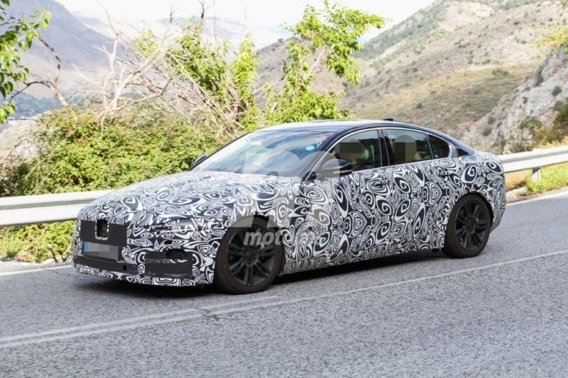 2019 - [Jaguar] XE restylée  D4fb6e10