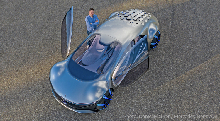 2020 - [Mercedes] Vision Avtr concept D577a210